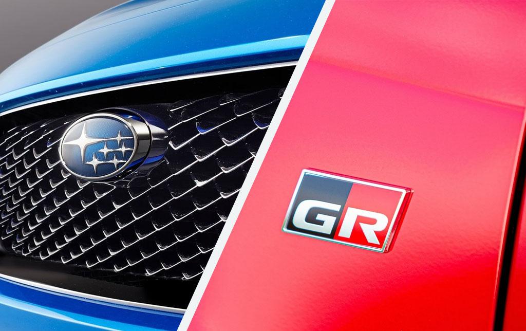 Subaru en Toyota onthullen binnenkort samen sportief model – Autoblog.nl