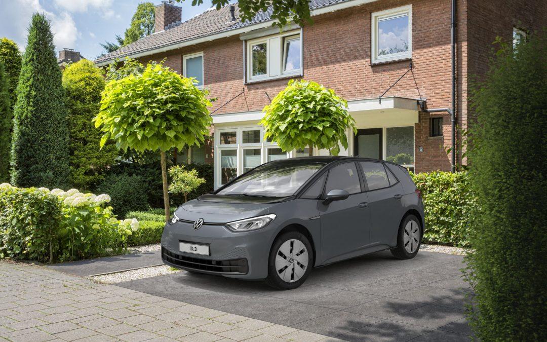 Zoveel kost de Volkswagen ID.3-instapper met kleinere accu – Autoblog.nl