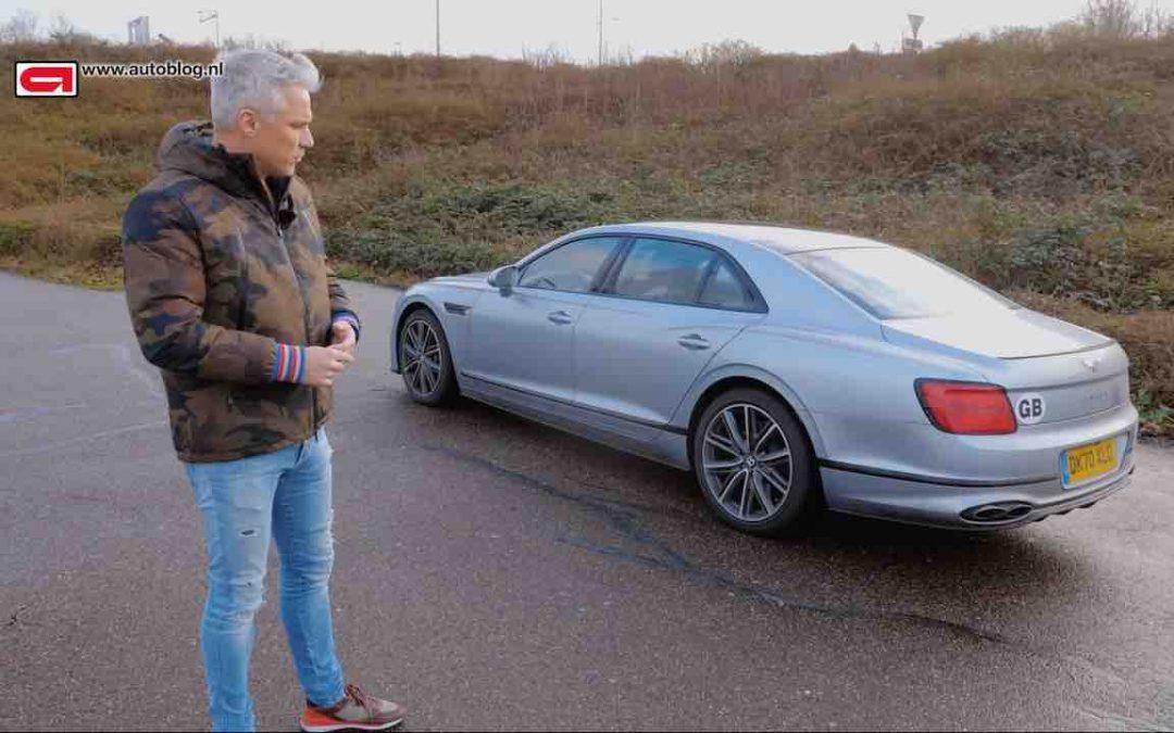 Dit maakt de Bentley Flying Spur veel meer premium dan jouw auto! – Autoblog.nl