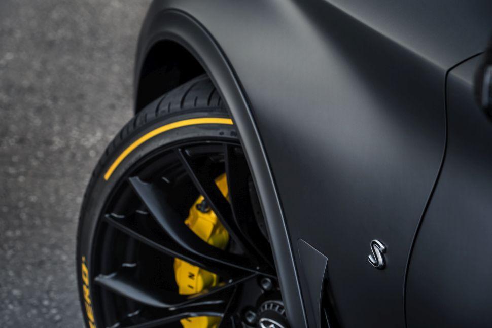 Helaas: Infiniti Project Black S met F1 techniek komt niet – Autoblog.nl