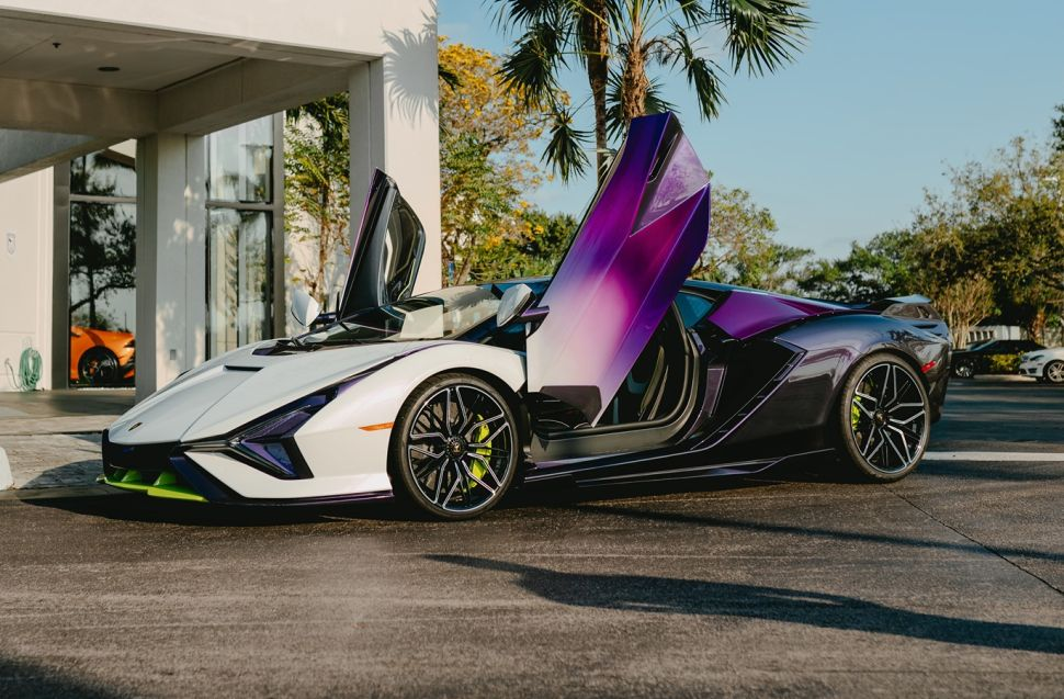 Dít is de meest krankzinnige Lamborghini Sián ter wereld – Autoblog.nl
