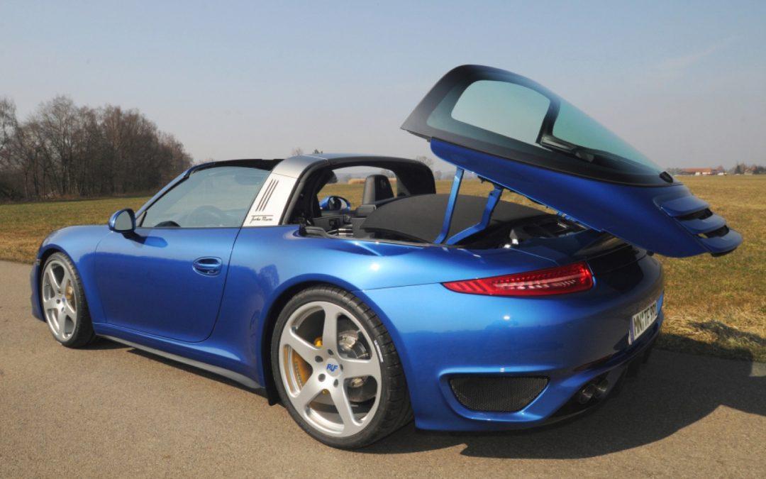 Deze 8 Porsche 911 smaakjes zijn er nog niet – Autoblog.nl
