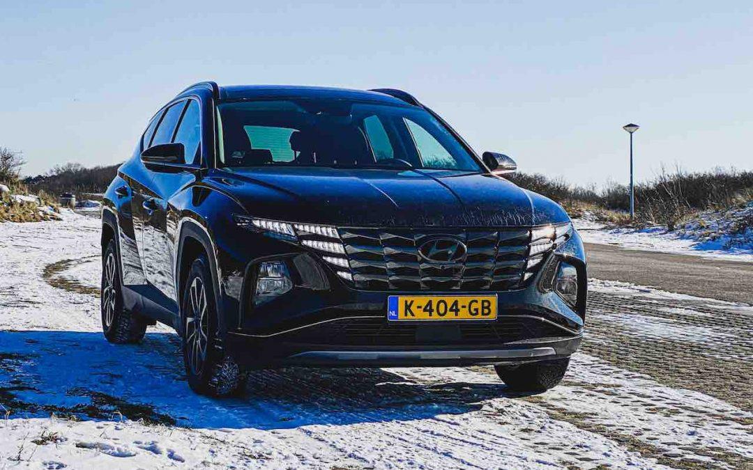Hyundai Tucson (2021) rijtest video – Autoblog.nl