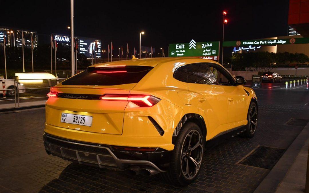 Gerucht: Lamborghini Urus PHEV krijgt extreem veel pk – Autoblog.nl