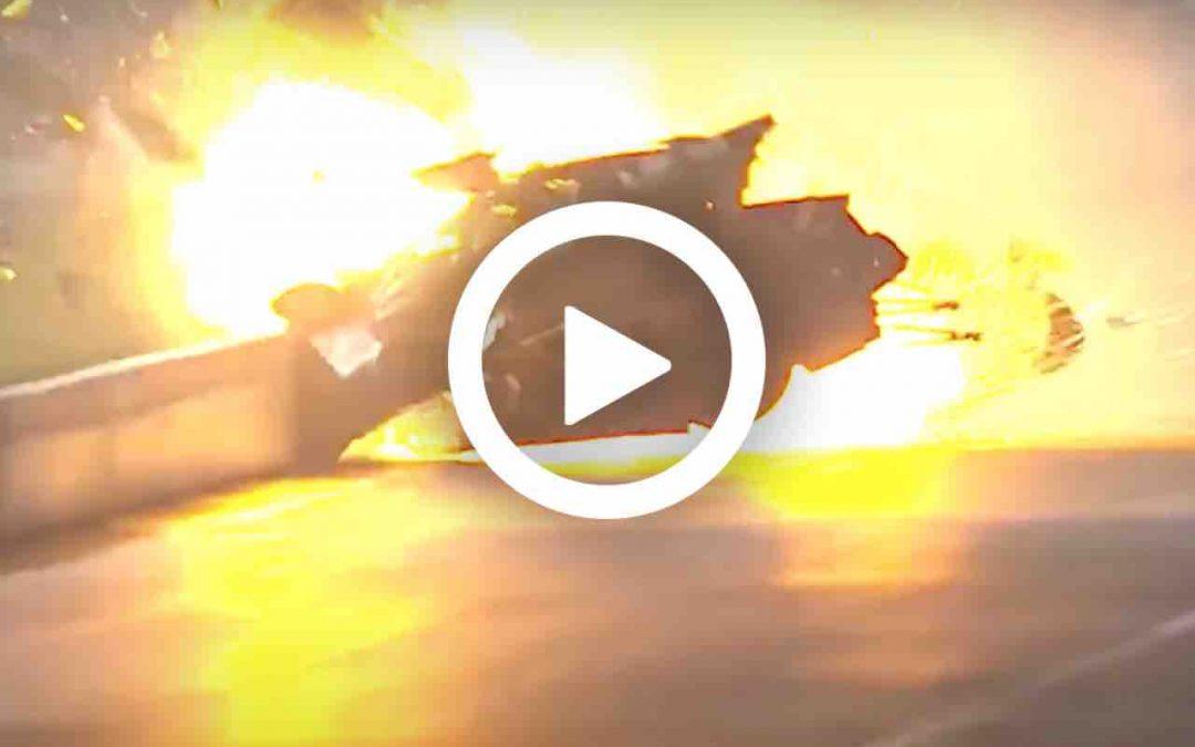Video: wanneer een dragrace niet verloopt zoals gepland – Autoblog.nl