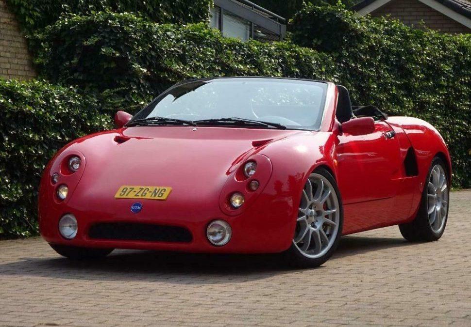 Te koop: een zeldzame en onbekende roadster occasion – Autoblog.nl