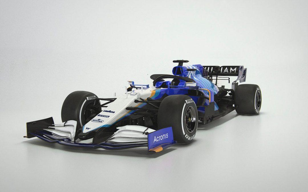 Williams doet lekker nostalgisch met de FW43B – Autoblog.nl