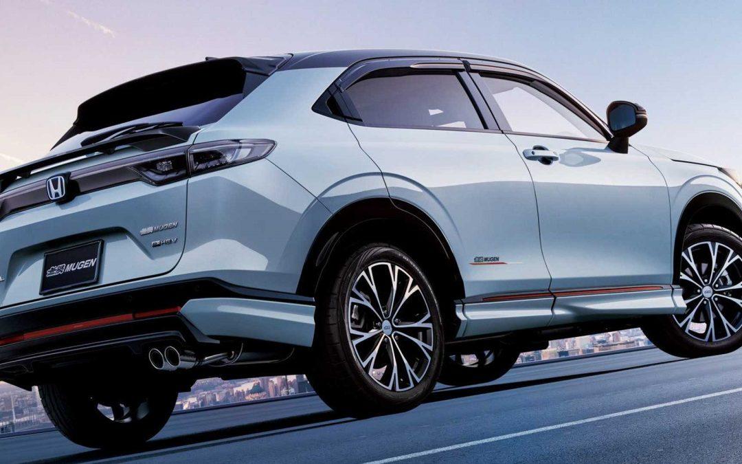 Is de Honda HR-V met Mugen tuning wél interessant? – Autoblog.nl