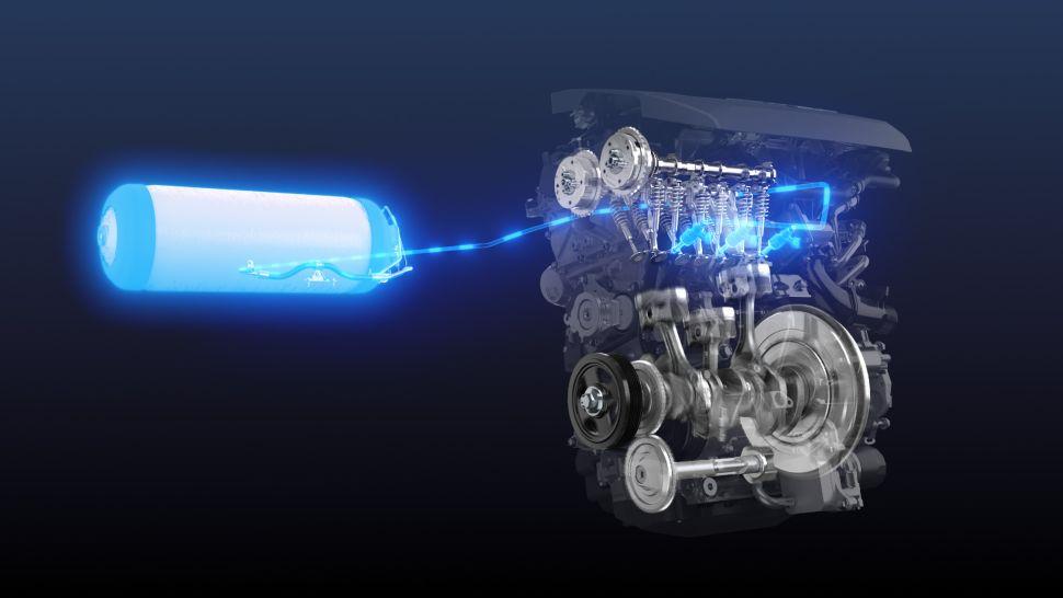 Toyota is bezig met een driecilinder op waterstof – Autoblog.nl