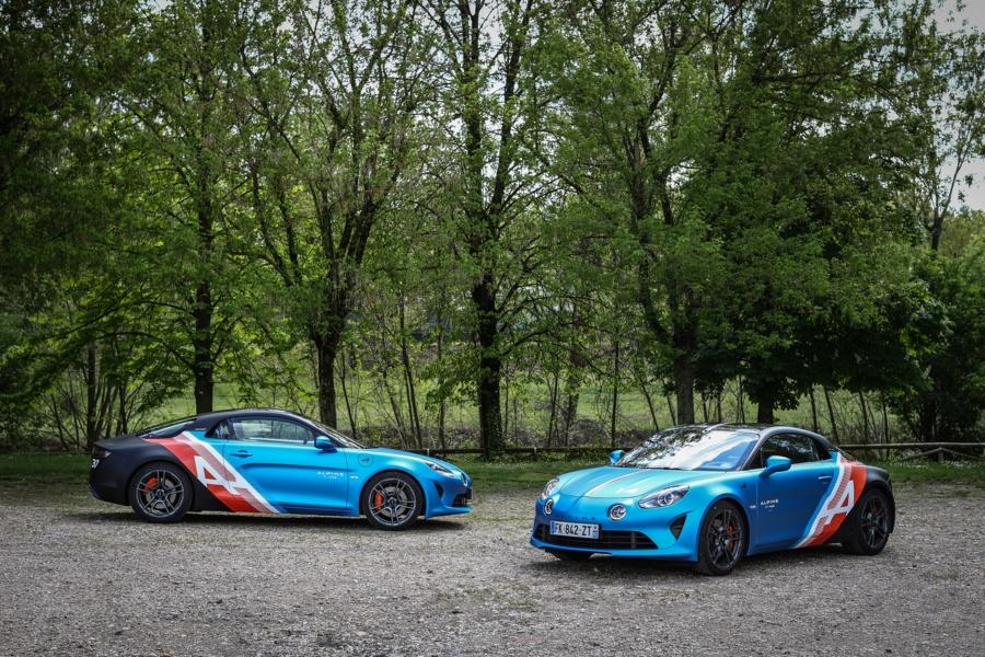 Dit is het nieuwe vervoer van Alonso en Ocon – Autoblog.nl