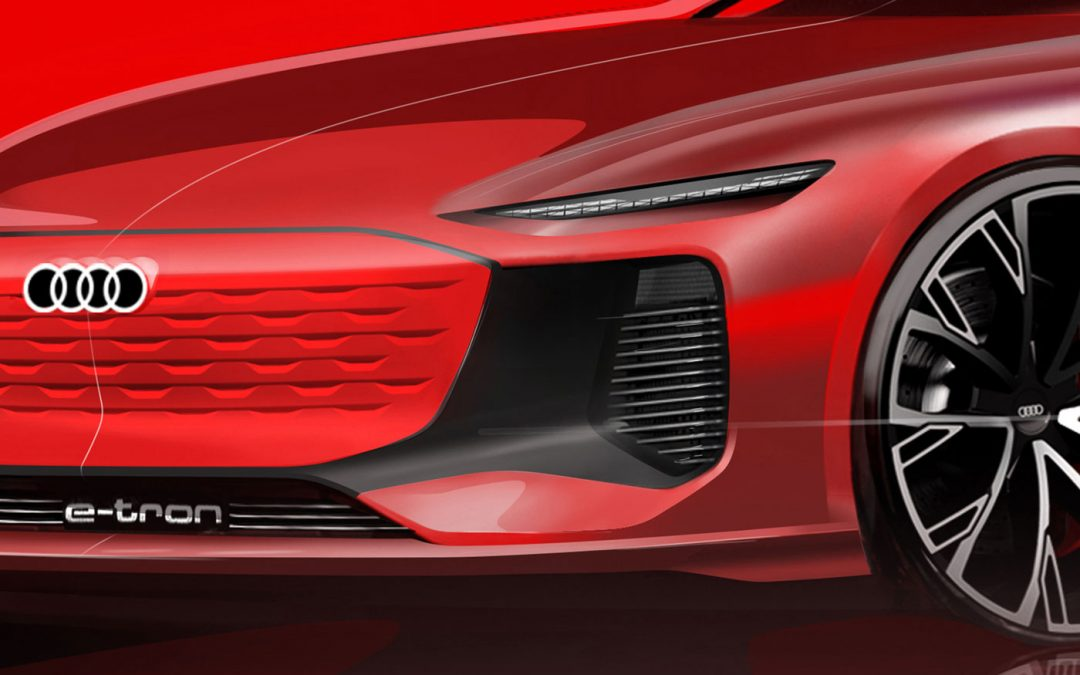 Audi toont imposante neus van volgend e-tron model – Autoblog.nl