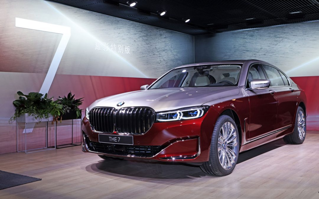 Two-tone BMW 7 Serie is too much voor Europa – Autoblog.nl