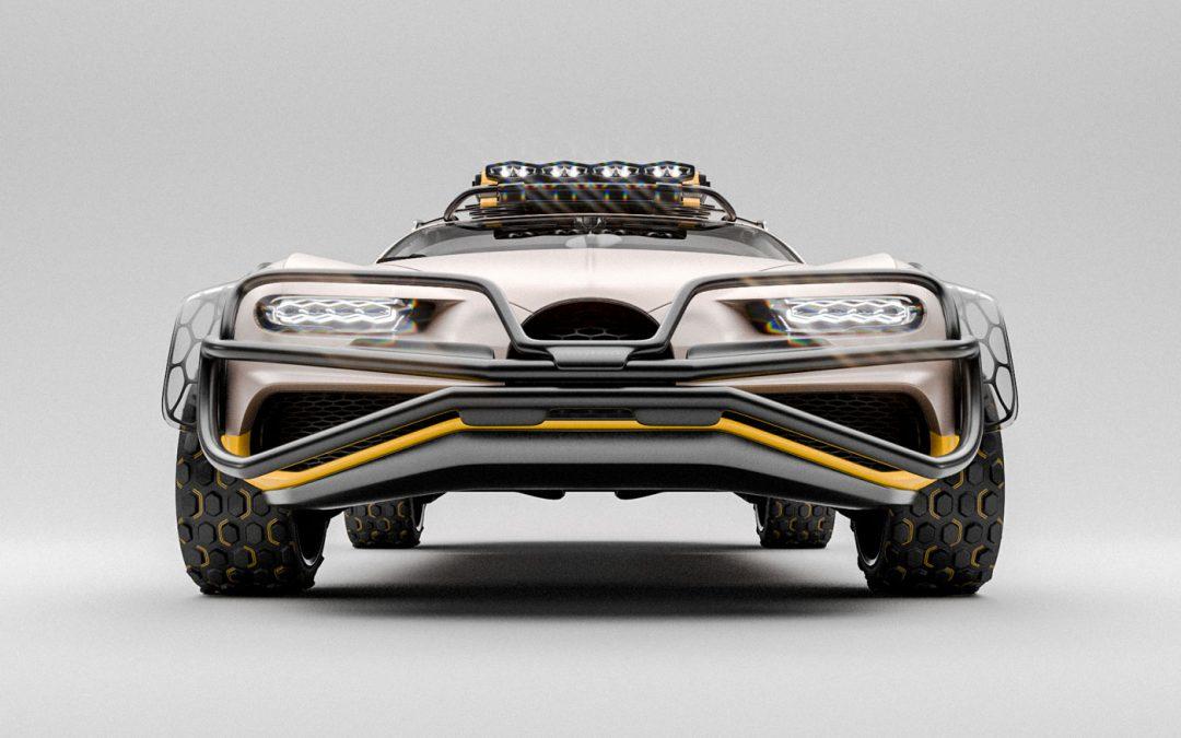 Maken of kraken: Bugatti Chiron als off-roader – Autoblog.nl