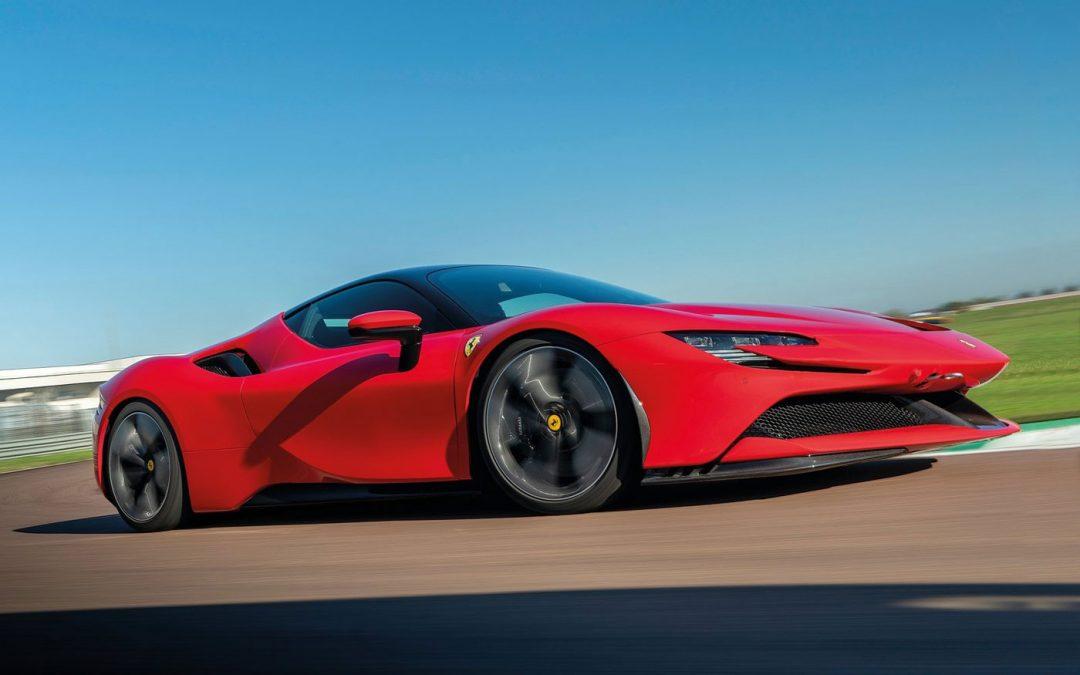 Officieel: elektrische Ferrari komt in 2025 – Autoblog.nl