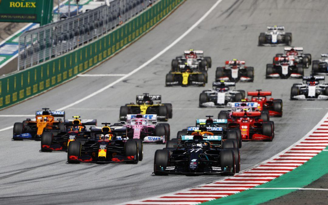 Eerste Formule 1 sprintrace aangekondigd voor GP Engeland – Autoblog.nl