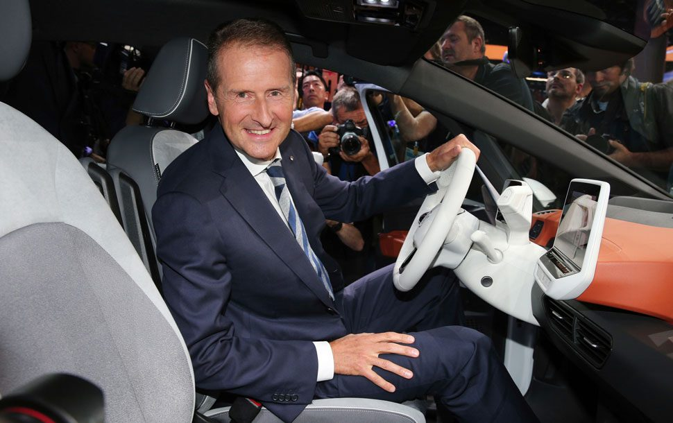 """Elon Musk aasde op Herbert Diess als Tesla CEO"" – Autoblog.nl"