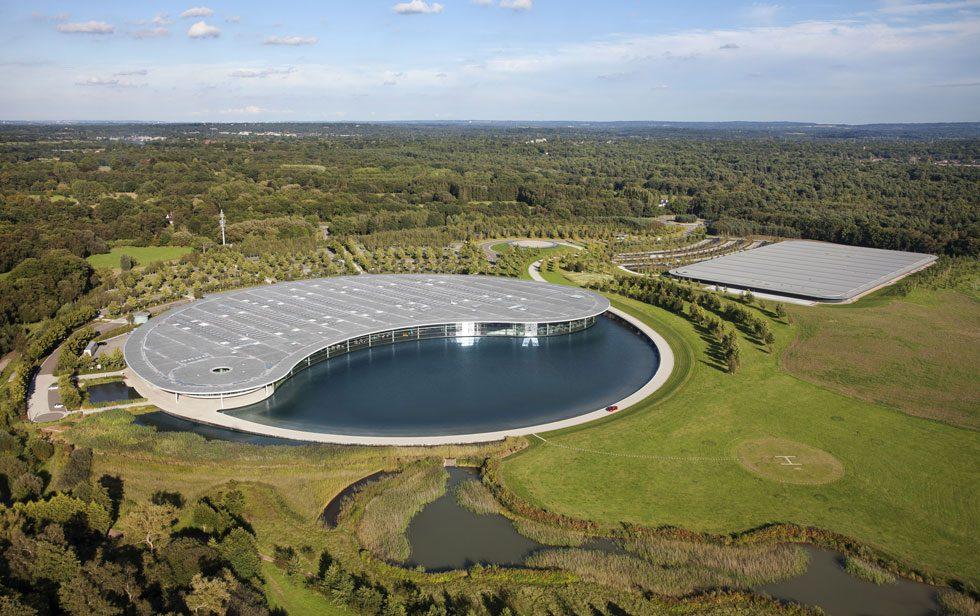 Hoofdkwartier McLaren in Woking verkocht – Autoblog.nl