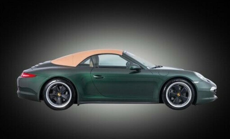 Deze Porsche 911 is nóg veel meer bijzonder dan je denkt – Autoblog.nl