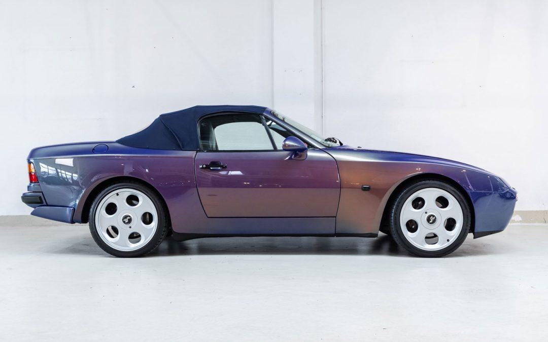 Koop de meest exotische Porsche 944 van Nederland – Autoblog.nl