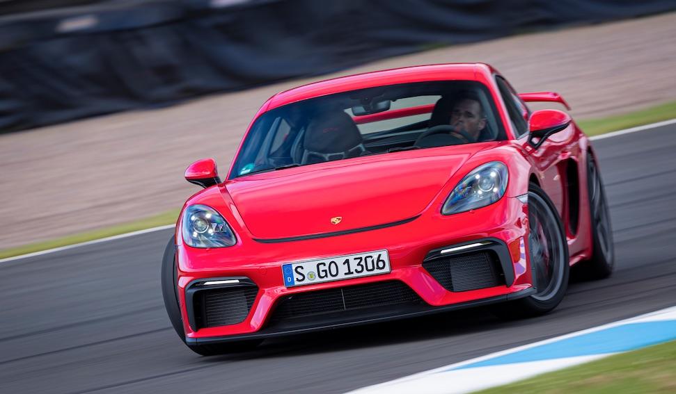 Waarom de Porsche Cayman GT4 knaak remt – Autoblog.nl