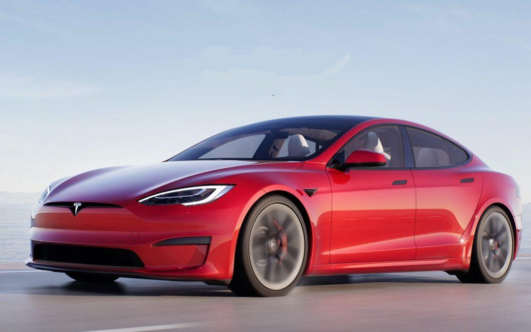 Tesla Model X en Model S laten op zich wachten – Autoblog.nl
