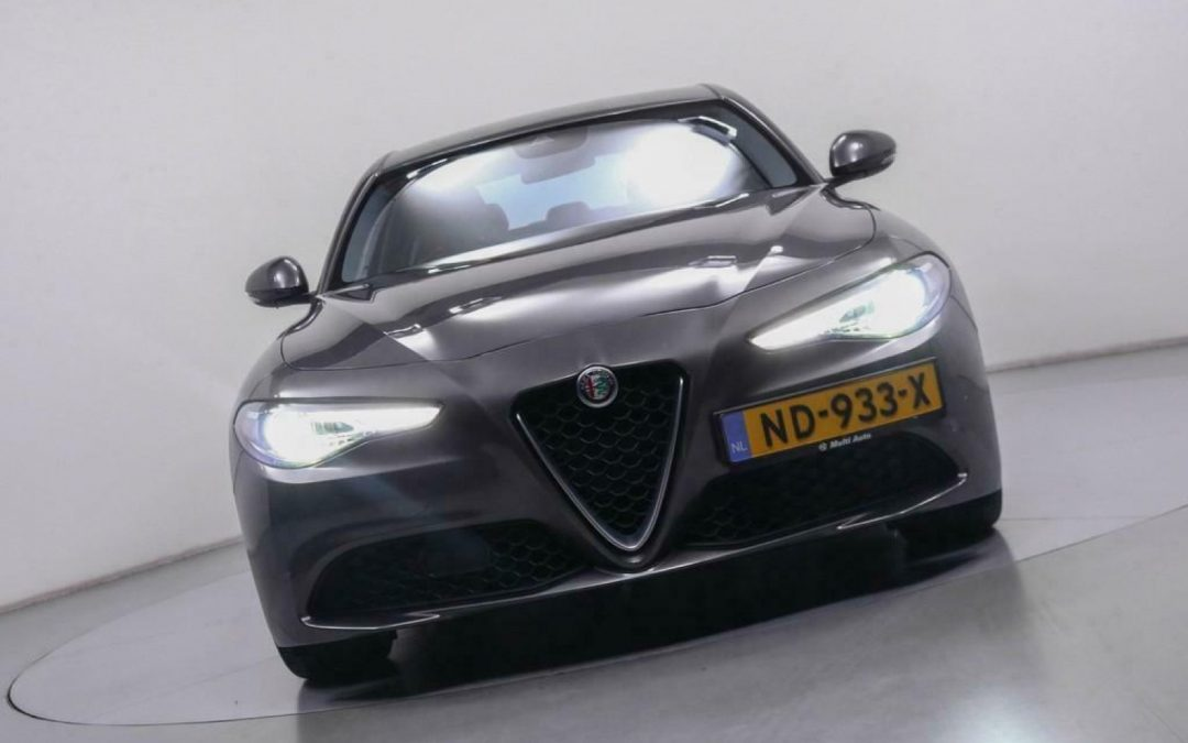 Hoe is de Alfa Romeo Giulia als occasion? (deel II) – Autoblog.nl