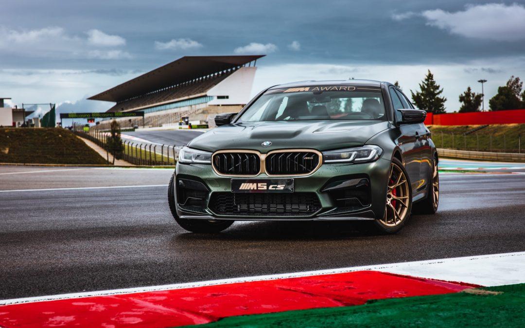Wees snel en win deze BMW M5 CS met gouden wielen – Autoblog.nl