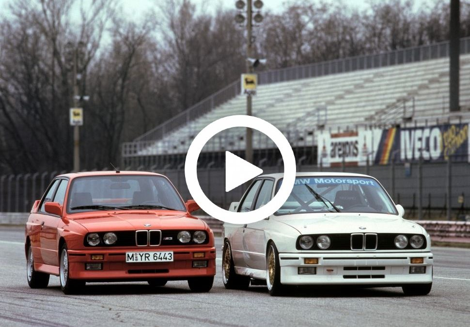 Video – Johnny Cecotto over 'zijn' BMW M3 (E30) – Autoblog.nl