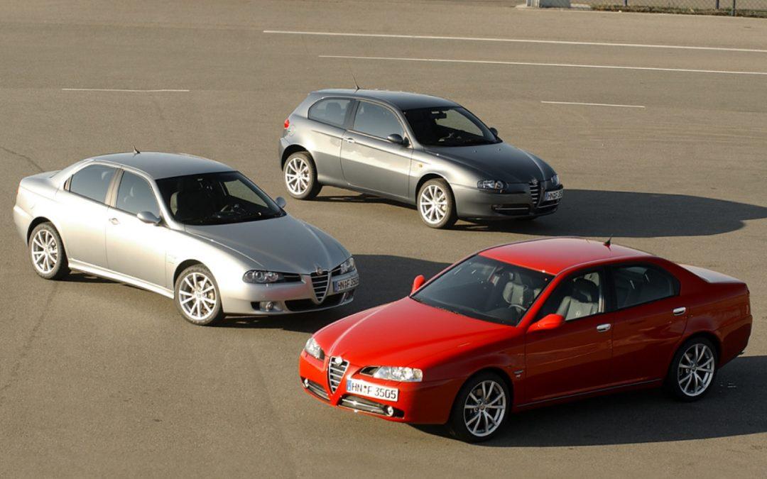 Alfa facelifts: vier epic fails op een rij – Autoblog.nl