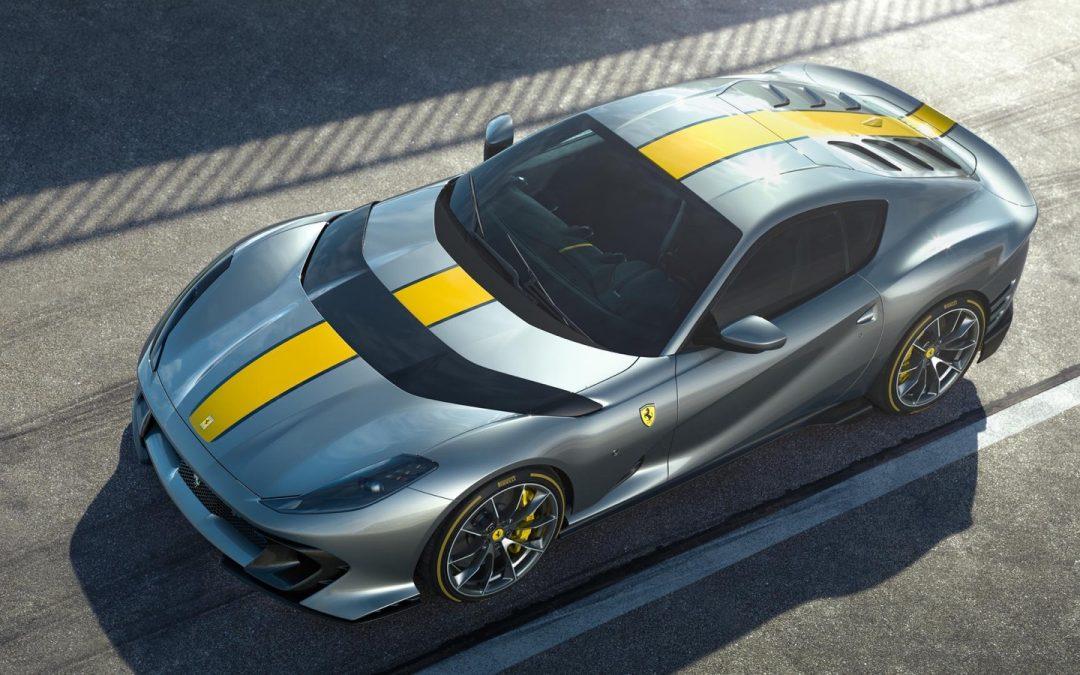 Ferrari 812 Competizione is nu officieel [UPDATE] – Autoblog.nl
