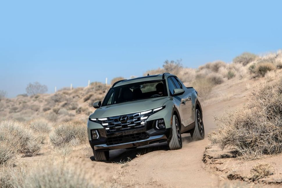 Hyundai Santa Cruz is een Tucson als pickup – Autoblog.nl