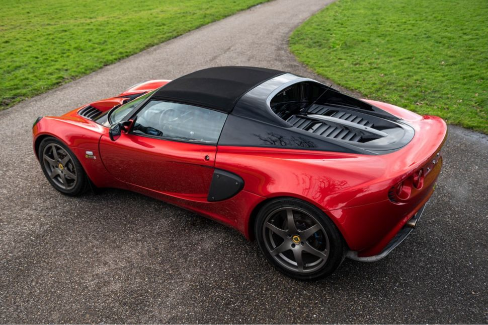 Deze Lotus Elise occasion heeft een doorsnee topmotor – Autoblog.nl