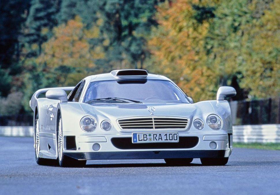 Video – uitgebreide tour door een Mercedes CLK GTR – Autoblog.nl