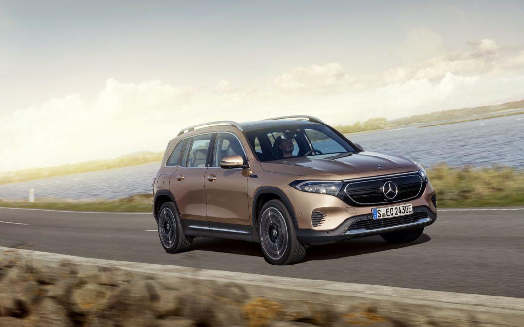 Mercedes EQB is officieel en heet (BREEK!) – Autoblog.nl