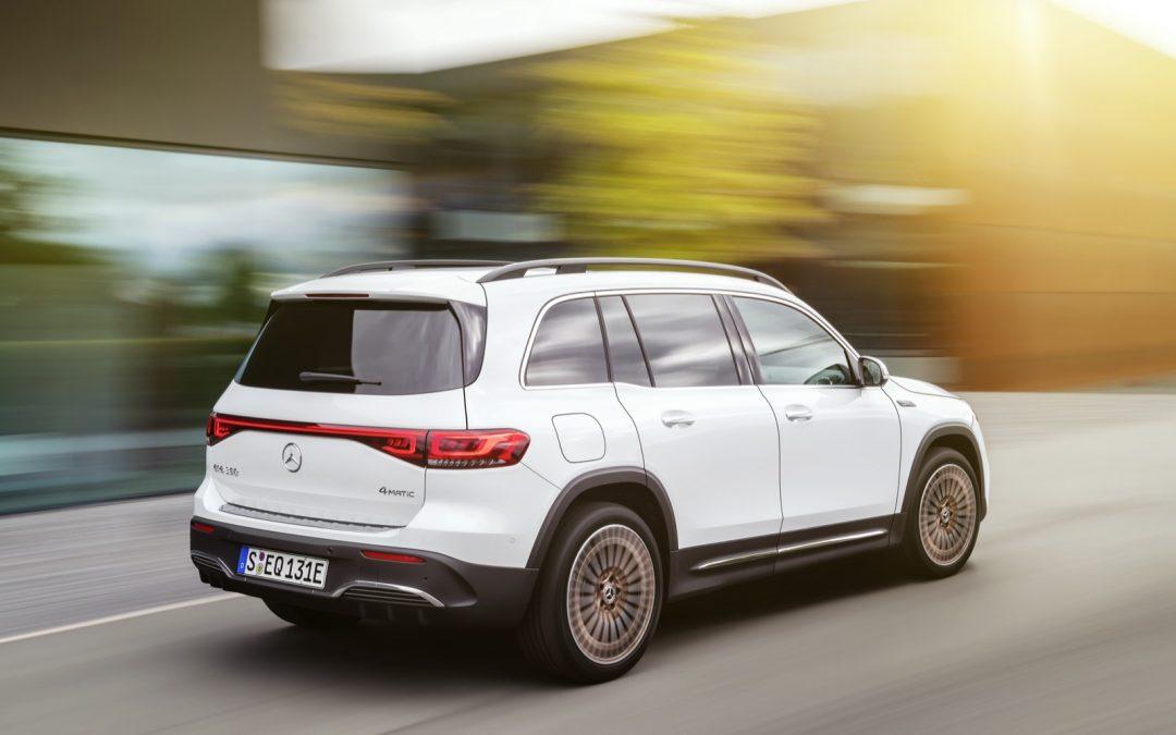 Video – Mercedes EQB in beweging – Autoblog.nl