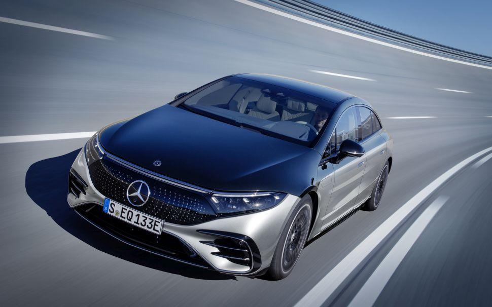 Dít is de Mercedes EQS met 770 km actieradius – Autoblog.nl
