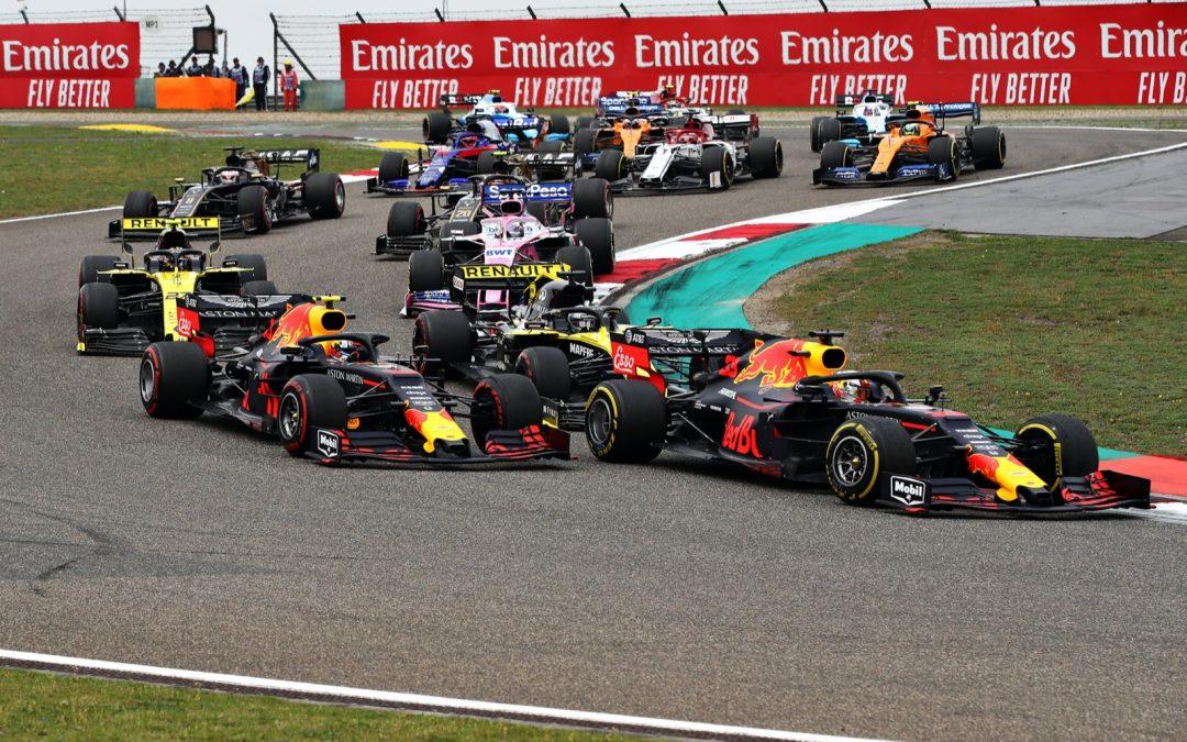 Officieel: drie sprintraces dit F1 seizoen! – Autoblog.nl