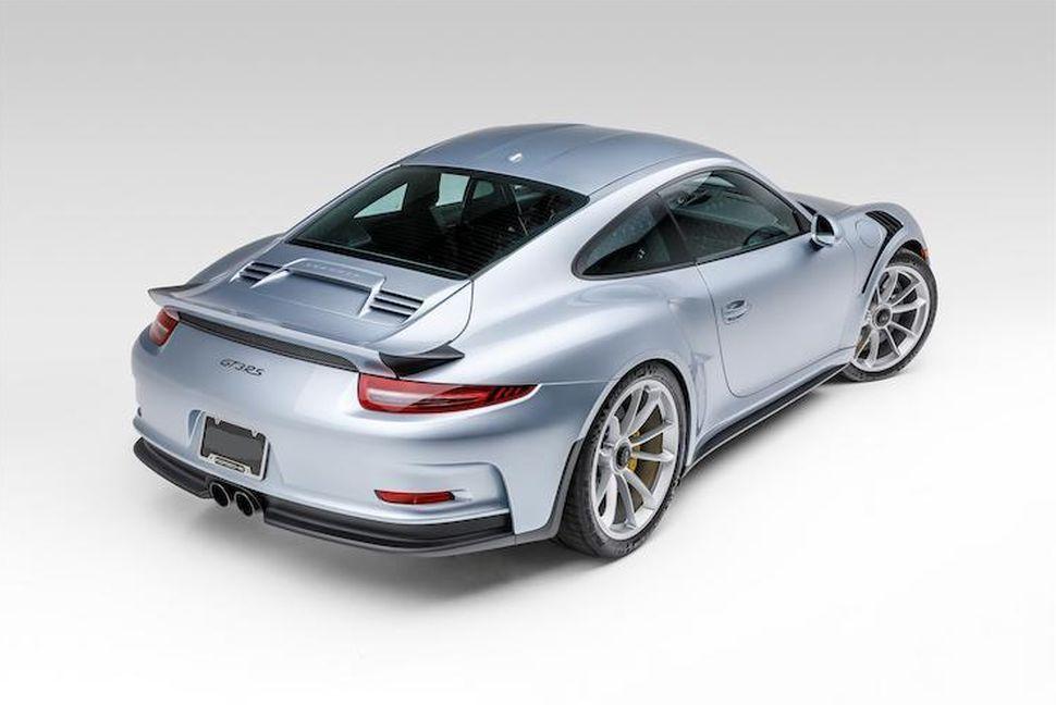 Porsche GT3 RS van Jerry Seinfeld heeft peperdure opties – Autoblog.nl