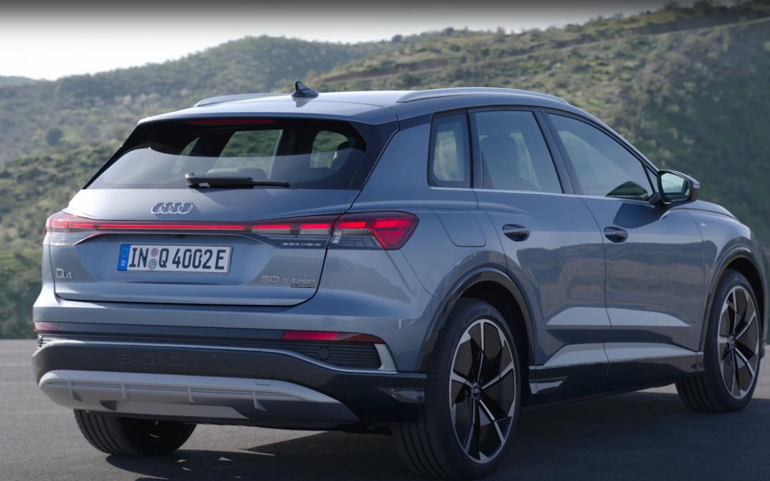 Officieel: Audi Q4 e-tron en Sportback – Autoblog.nl