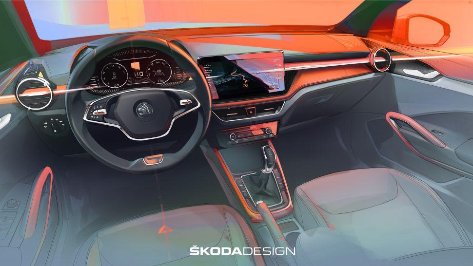 Skoda Fabia krijgt het interieur van een Octavia – Autoblog.nl