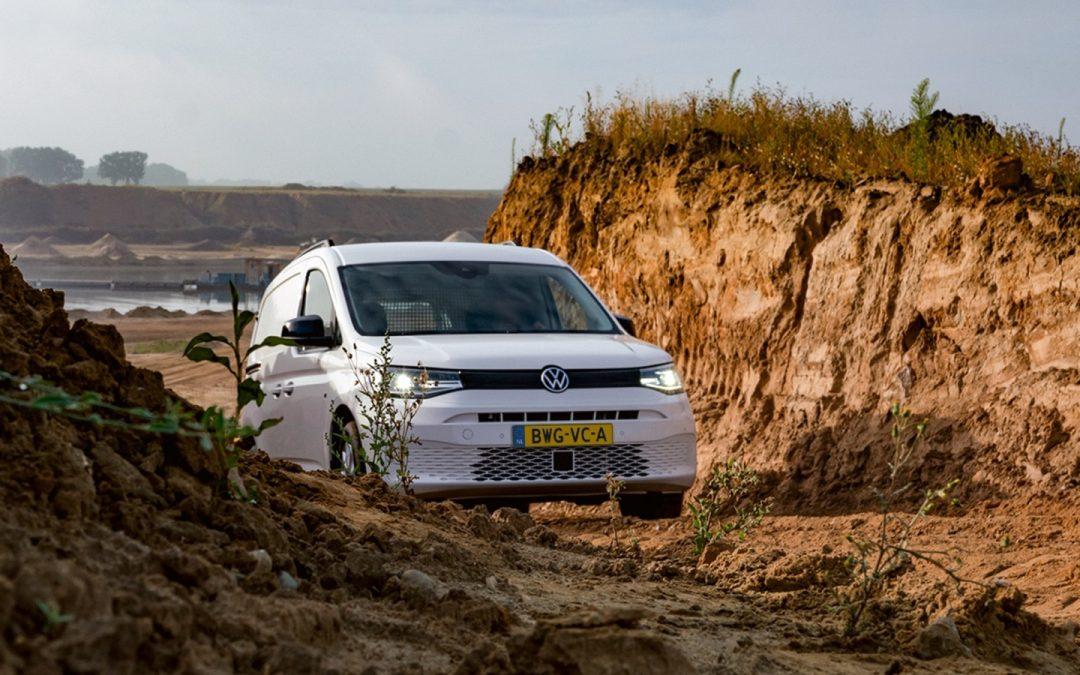 Volkswagen Caddy 4Motion vult elke niche – Autoblog.nl