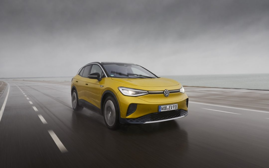 Volkswagen ID.4 is World Car of the Year 2021 – Autoblog.nl