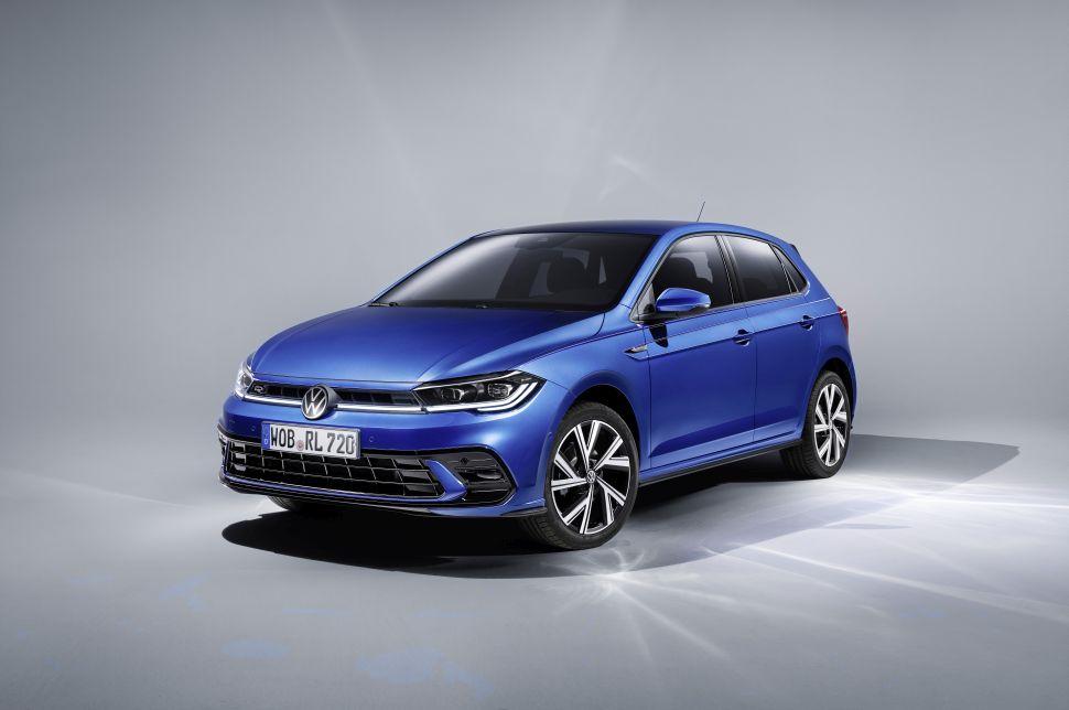 Volkswagen Polo facelift is helemaal officieel – Autoblog.nl