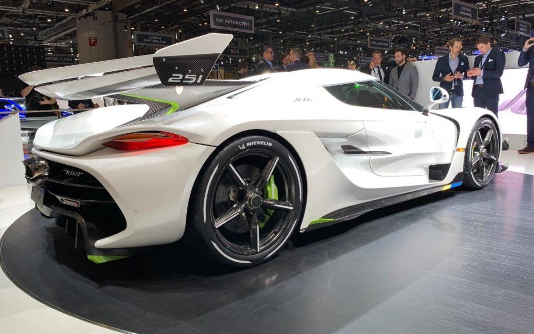 De Autoshow van Genève keert nu écht terug! – Autoblog.nl