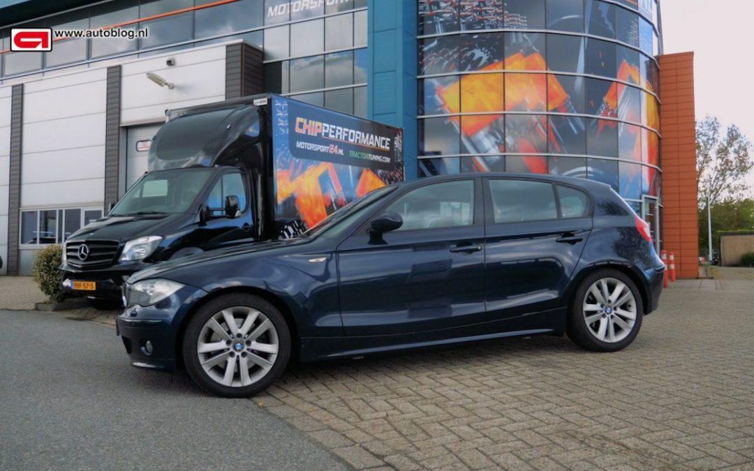 De goedkoopste BMW 130i op de rollenbank – Autoblog.nl