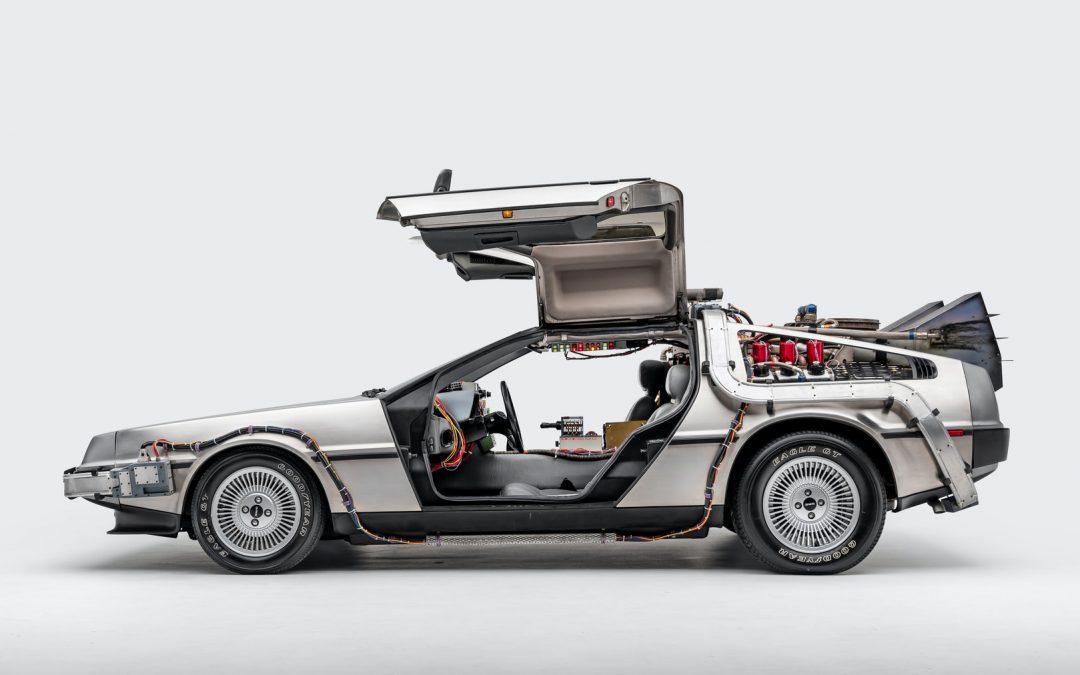 DeLorean uit Back to the Future officieel een legende – Autoblog.nl
