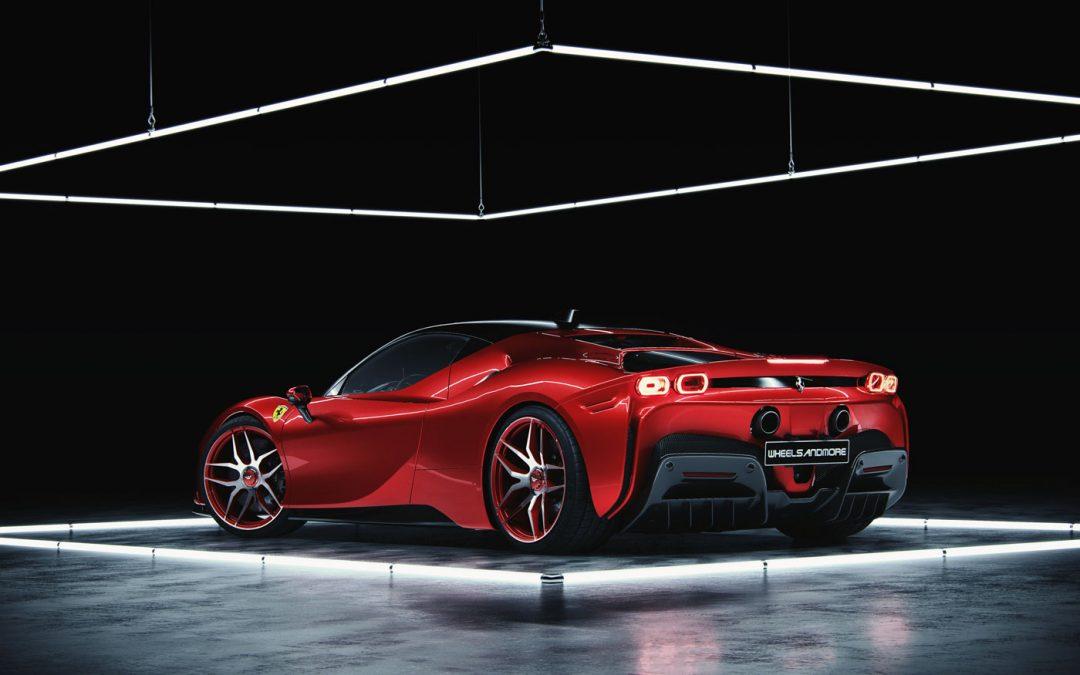 Deze Ferrari SF90 is voor klanten die 1.000 pk te mager vinden – Autoblog.nl