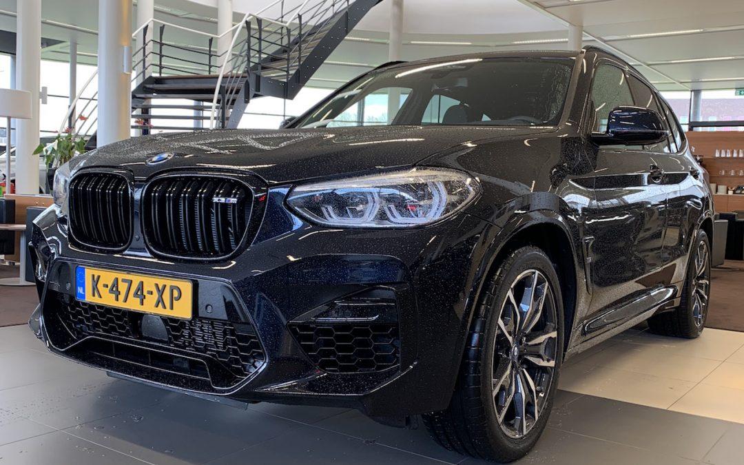 Nederlander creëert eerste BMW iX3 M – Autoblog.nl