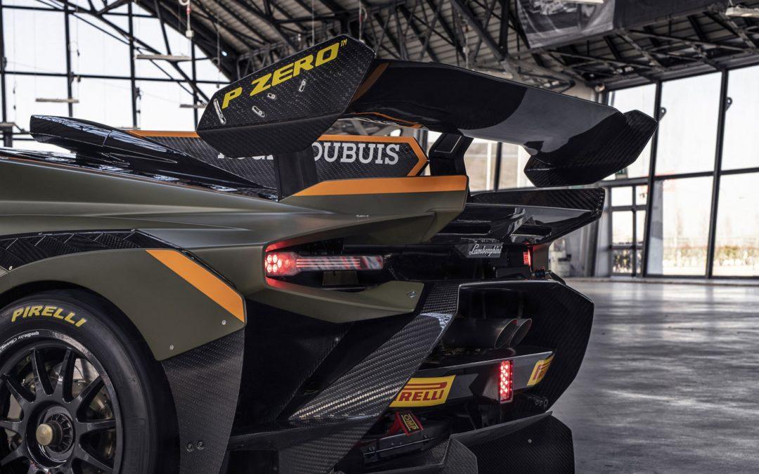Dit is Lamborghini's nieuwste racemonster – Autoblog.nl