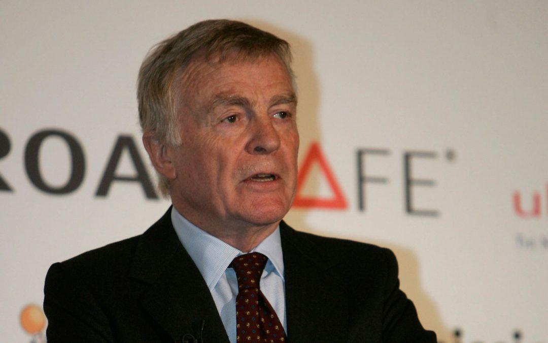 Oud FIA-baas Max Mosley overleden – Autoblog.nl